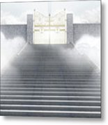 Heavens Gates Metal Print
