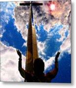 Heavens Prayers Metal Print