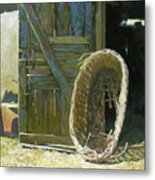Heavy Harvest  Metal Print