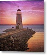 Hefner Lighthouse Metal Print