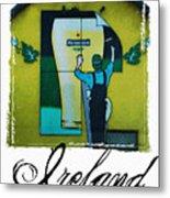 Heineken Athlone Ireland Metal Print