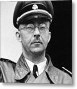 Heinrich Himmler 1900-1945, Nazi Leader Metal Print