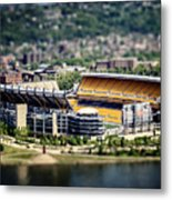 Heinz Field Pittsburgh Steelers Metal Print