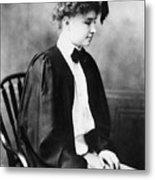 Helen Keller (1880-1968) Metal Print