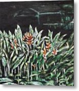 Heliconia 3 Metal Print