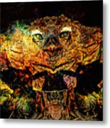 Hell Bird Metal Print