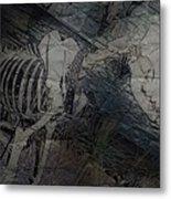 Hellhound  Metal Print