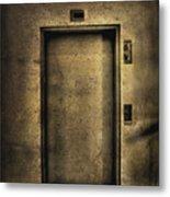 Hells Elevator Metal Print