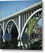Henley Street Bridge II Metal Print