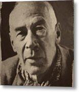 Henry Miller 1 Metal Print