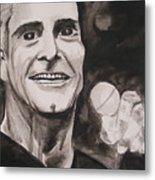 Henry Rollins Metal Print