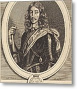 Henry Somerset, 1st Duke Of Beaufort, K.g. Metal Print