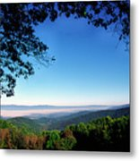 Hensley Hollow Overlook Metal Print