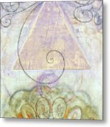 Her Craft And Wind Metal Print