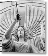 Herald Angel Metal Print