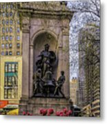 Herald Square - Nyc Metal Print