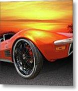 Here Comes The Sun - '72 Stingray Metal Print