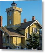 Hereford Inlet Lighthouse Metal Print