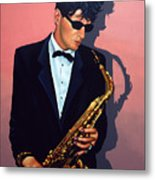 Herman Brood Metal Print