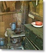 Hermits Cabin Metal Print