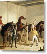 Herring, Racing, 1845 Metal Print