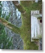 Hey There For Sale Or Rent Metal Print