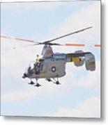 Hh-43b Huskie Metal Print