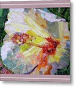 Hibiscus #3 Metal Print