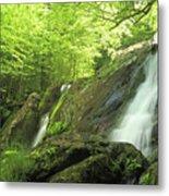 Hidden Falls - Shenandoah National Park. Metal Print