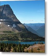 Hidden Lake - Glacier National Park Metal Print