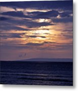 Hidden Light Metal Print