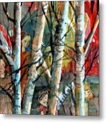 Hide And Go Seek Metal Print
