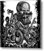 Hideous Truth About An Unknown Birth Metal Print