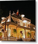 Higdon House Inn Ga Metal Print