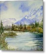 High Country Metal Print