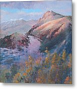 High Country Weather Metal Print