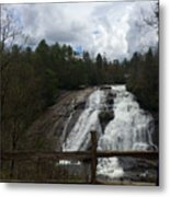 High Falls Dupont State Forest Metal Print