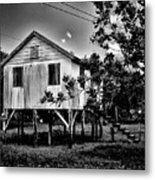 High House Metal Print