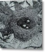 High In The Trees Metal Print