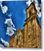 High Noon At The Bell Tower Metal Print