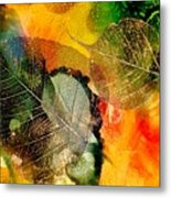 High On Nature Metal Print