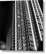 High Rise Abstract Metal Print