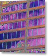 High Roller Suites At The Flamingo Hotel Metal Print by Richard Henne