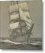 High Seas Metal Print