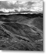 High Street Path, Lake District National Park, Cumbria Metal Print