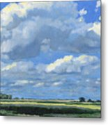 High Summer Metal Print