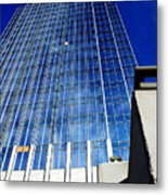 High Up To The Sky Metal Print