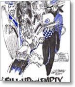 Highway Robbery American Style Metal Print