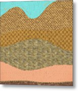 Hill Country No2 Metal Print