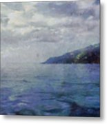 Hill In The Distance Metal Print